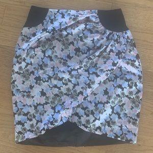 Bebe Wrap Skirt